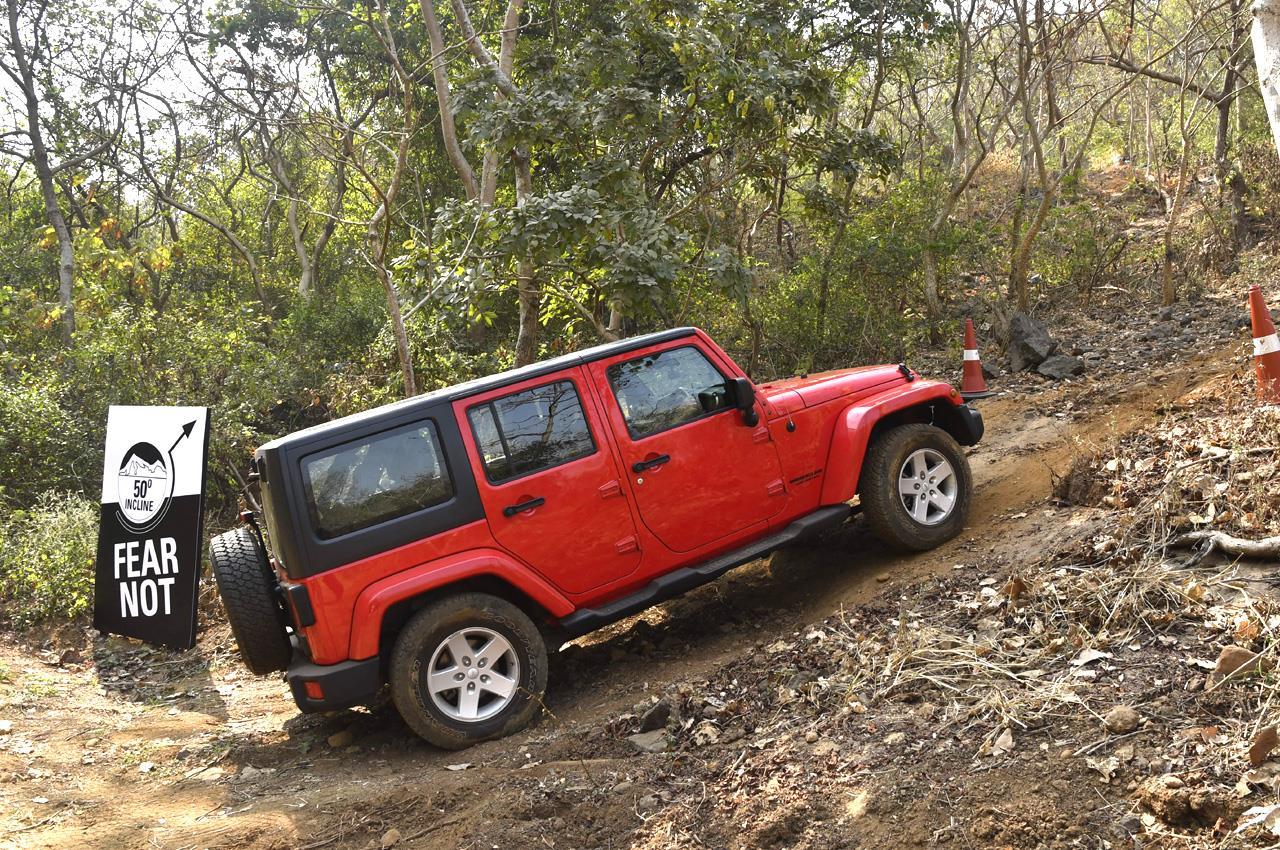 Camp Jeep experience Mumbai image gallery