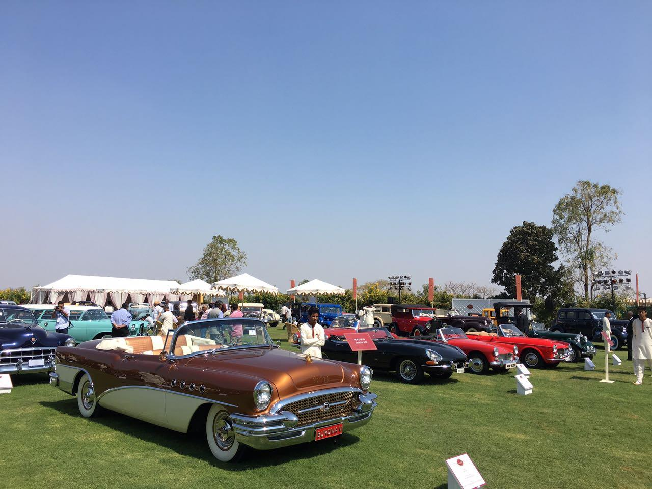 Cartier Concours D'Elegance 2017 image gallery
