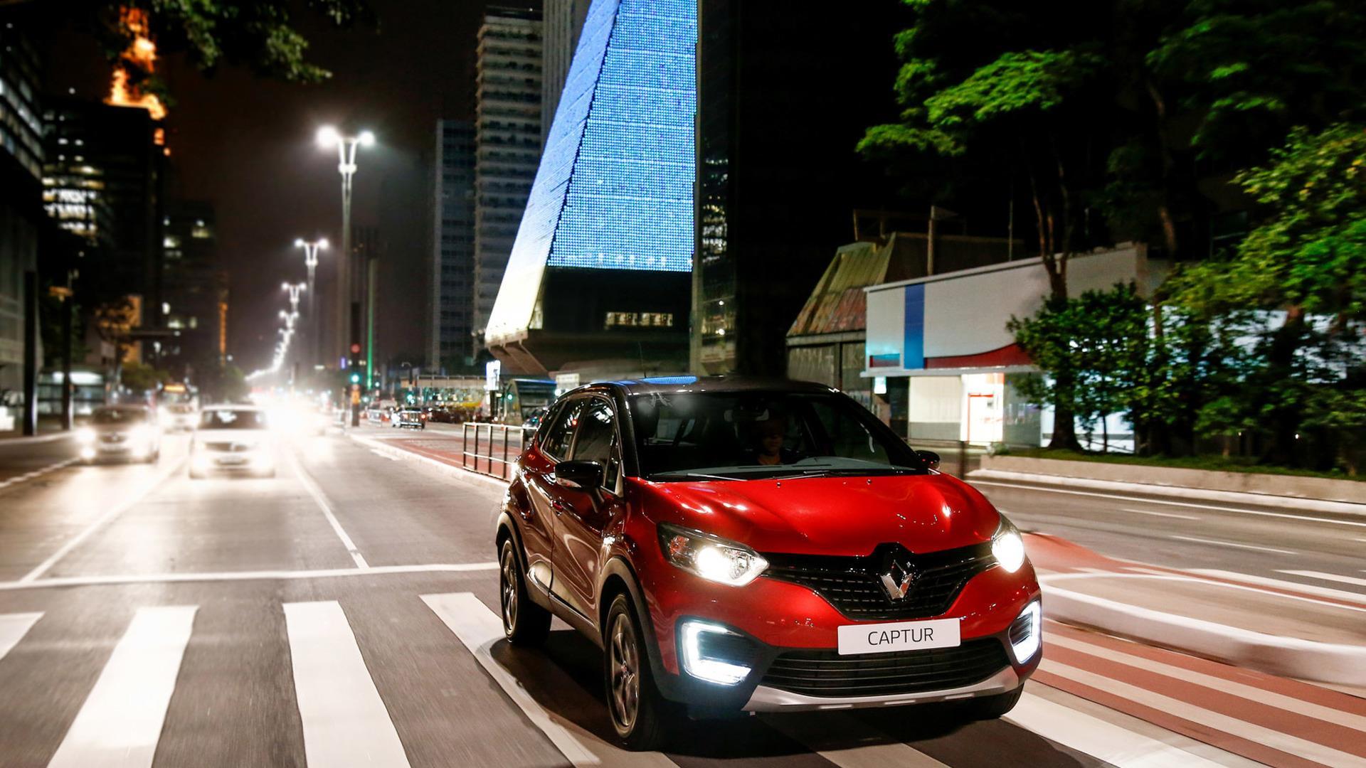 2017 Renault Kaptur image gallery
