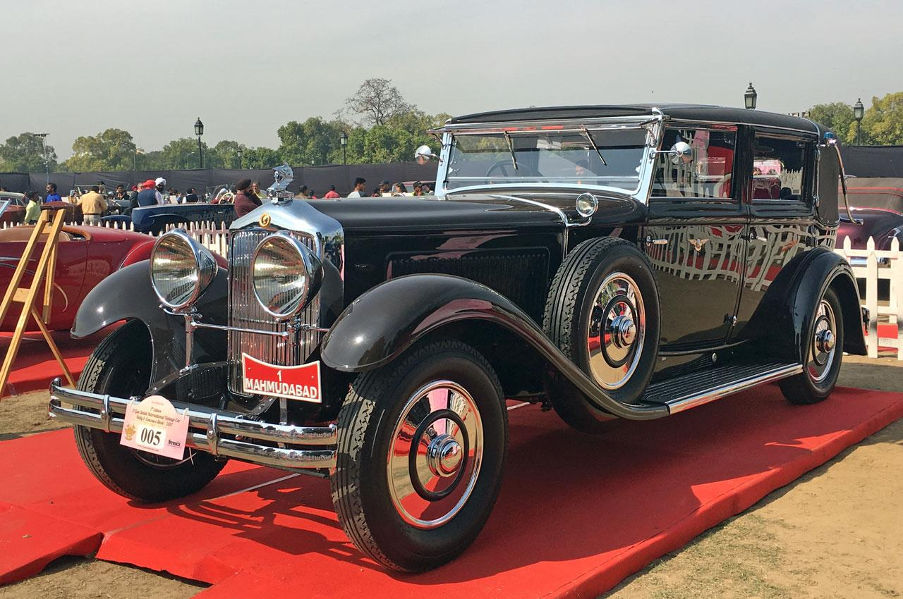 21 Gun Salute Vintage Car Rally and Concours show 2017 image gallery
