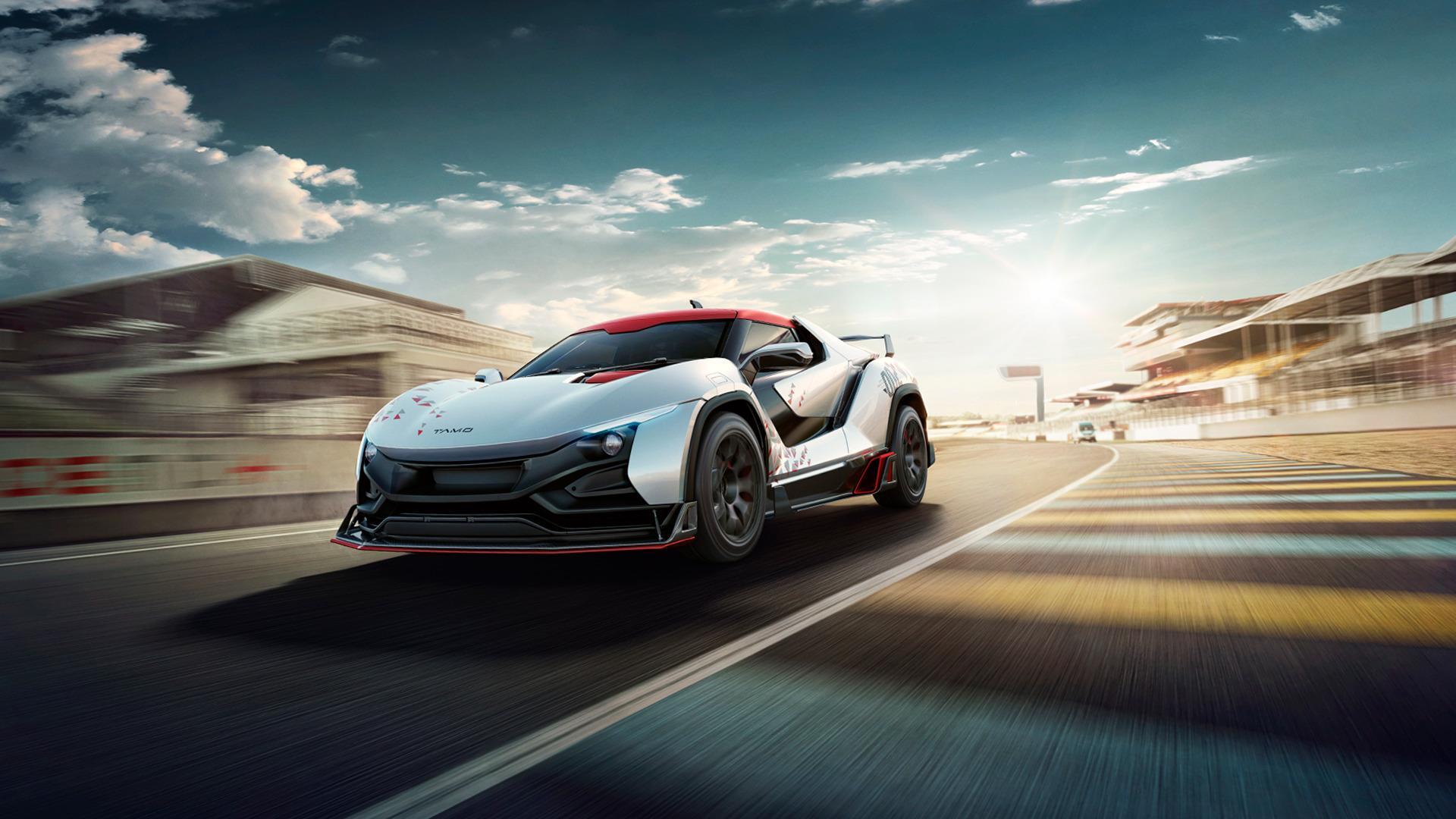 Tata Racemo sportscar image gallery