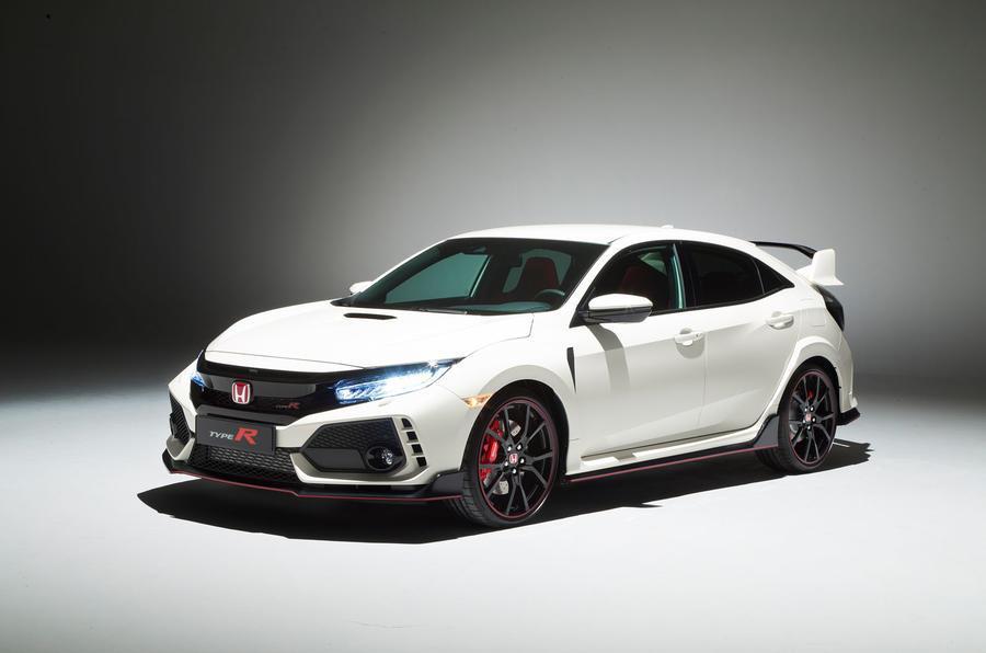 2017 Honda Civic Type R image gallery