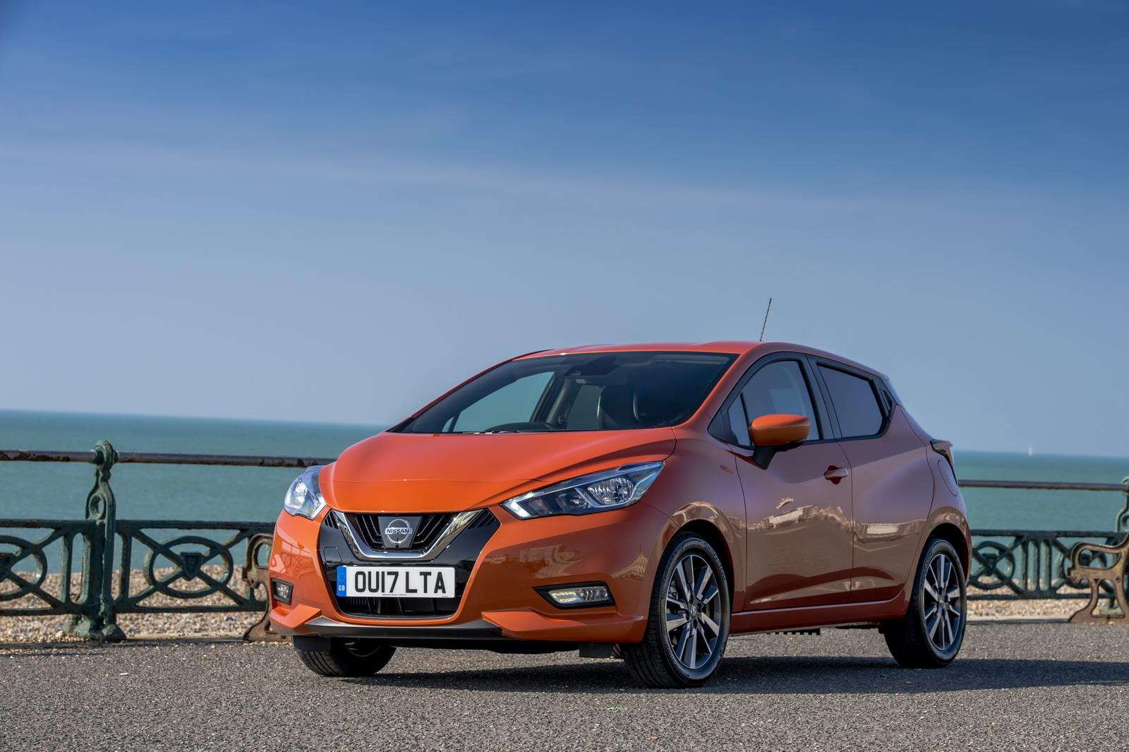 2017 Nissan Micra photo gallery