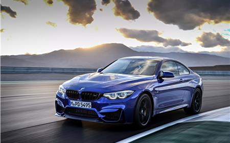 2018 BMW M4 CS image gallery