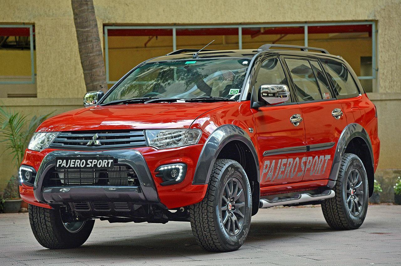 2017 Mitsubishi Pajero Sport Select Plus image gallery