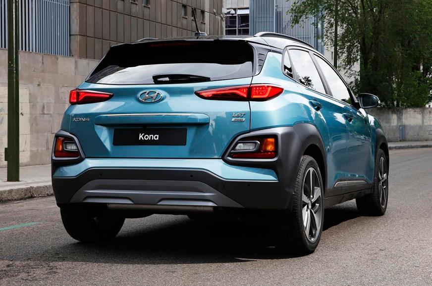 New Hyundai Kona SUV image gallery