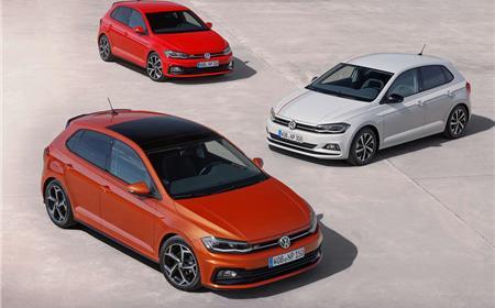 2018 Volkswagen Polo image gallery