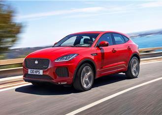 Jaguar E-Pace image gallery