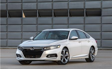 2018 Honda Accord image gallery