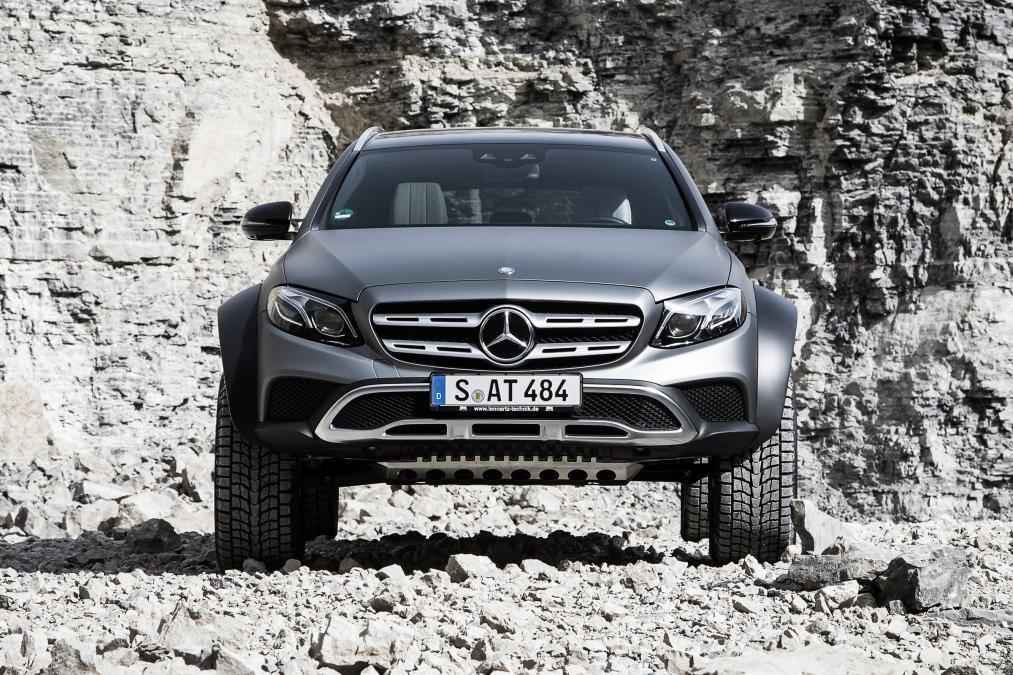 Mercedes-Benz E-Class All-Terrain 4x4² image gallery