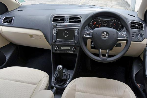 how to drive skoda rapid