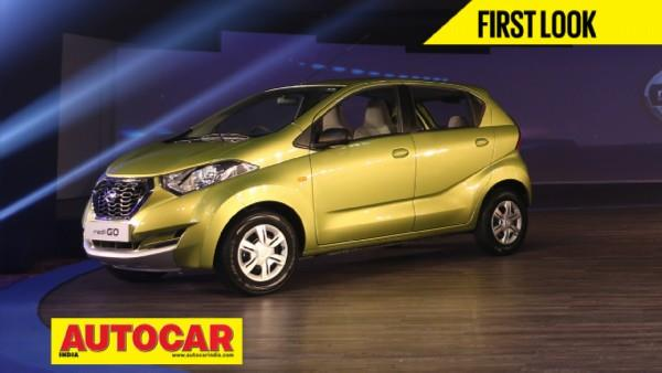Datsun redi-GO first look video