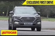 Hyundai Tucson exclusive video review
