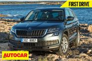 2017 Skoda Kodiaq video review