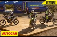 Sherco TVS Racing: Living The Dakar Dream video feature