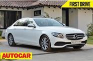 2017 Mercedes E-class long wheelbase video review