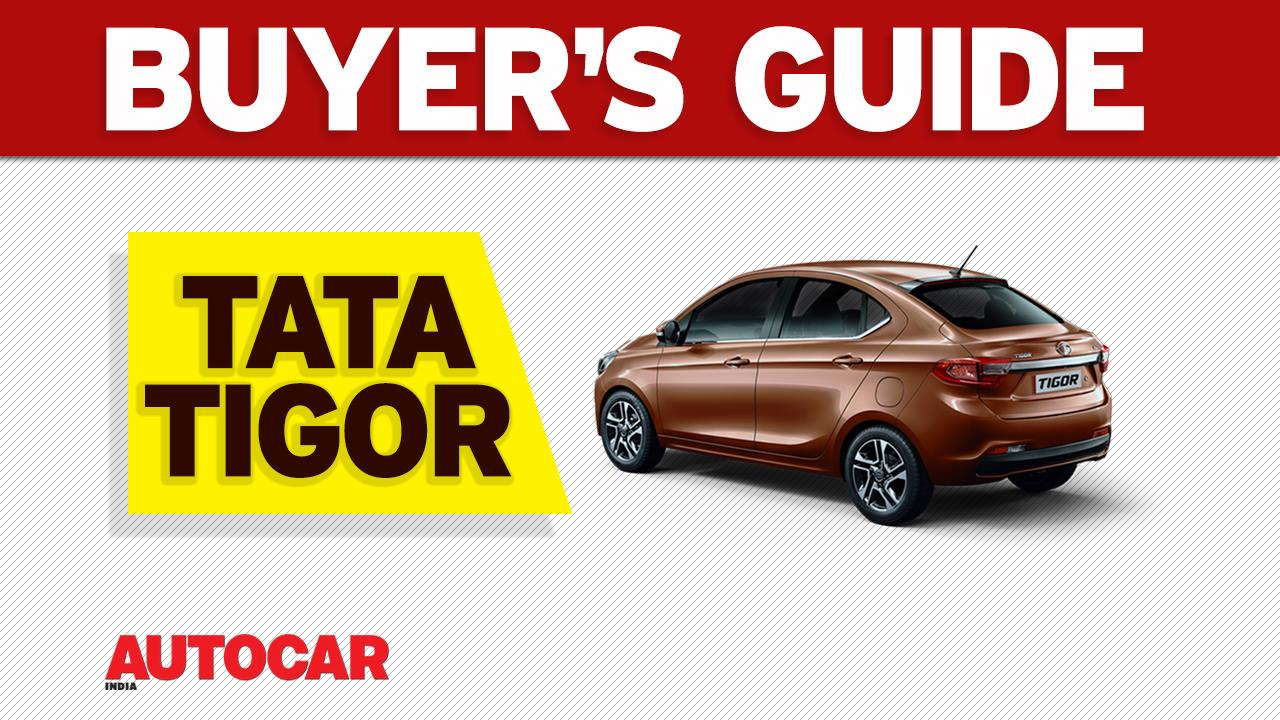 Buyer's guide: Tata Tigor video