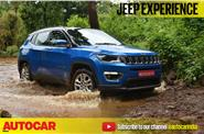 2017 Jeep Compass off-road video