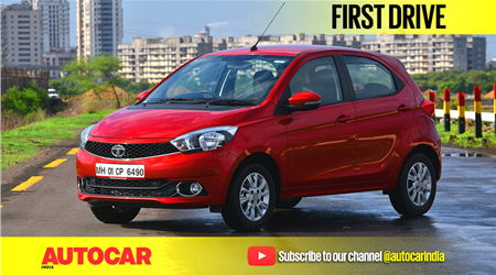 2017 Tata Tiago AMT video review