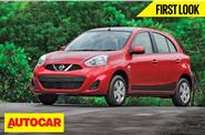 Nissan Micra X-Shift first look video