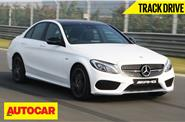 2016 Mercedes-AMG C 43 video review