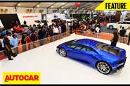 Autocar Performance Show 2017 video