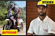 CS Santosh talks about the 2017 Dakar Rally