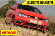 2016 Volkswagen Polo GTI video review
