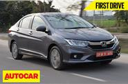 2017 Honda City facelift video review