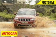 2016 Jeep Grand Cherokee video review