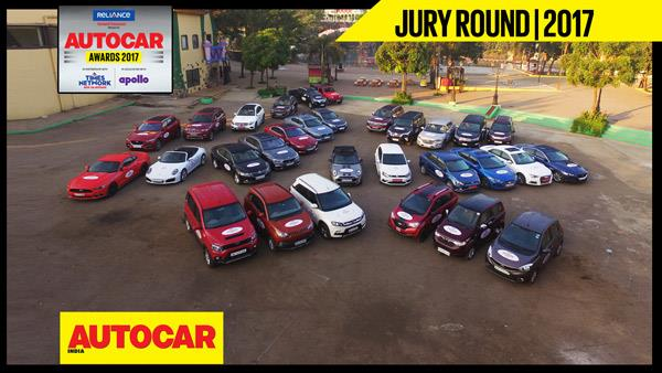 Autocar India Awards 2017: Jury round video