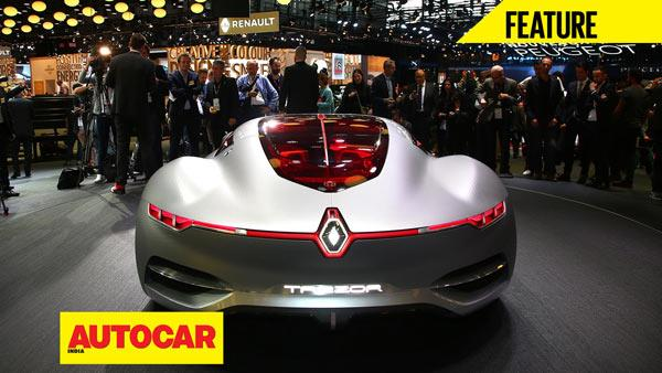2016 Paris motor show video