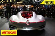 2016 Paris motor show video
