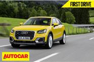 Audi Q2 video review