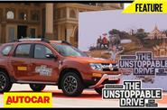 The Duster Unstoppable Drive webisode 1 video