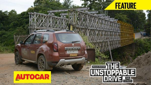 The Duster Unstoppable Drive webisode 2 video