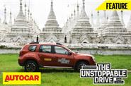 The Duster Unstoppable Drive webisode 3 video
