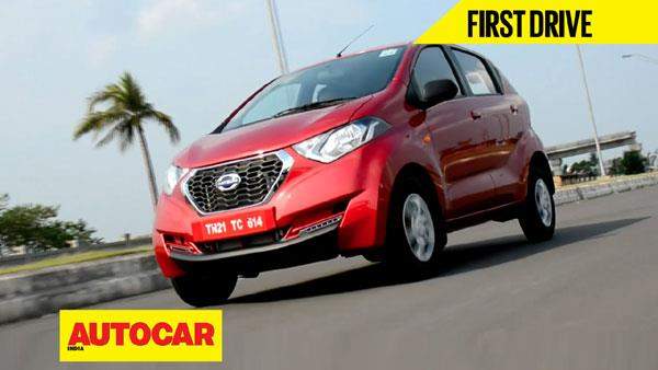 Datsun Redigo video review