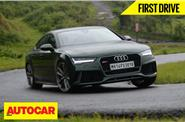 Audi RS7 Sportback Performance video review