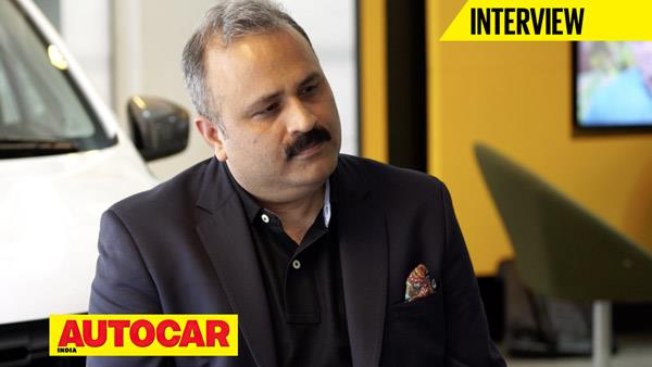 In conversation with Renault India CEO, Sumit Sawhney