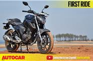 2017 Yamaha FZ25 video review