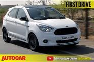 2017 Ford Figo Sports Edition video review