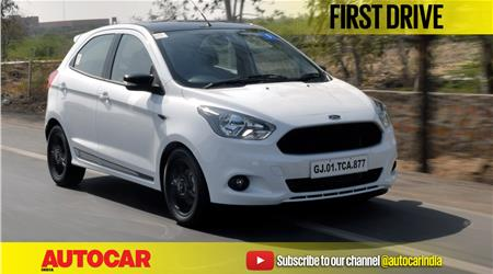 2017 Ford Figo Sports Edition video review