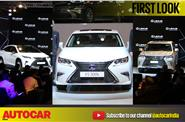 Lexus India range first look video