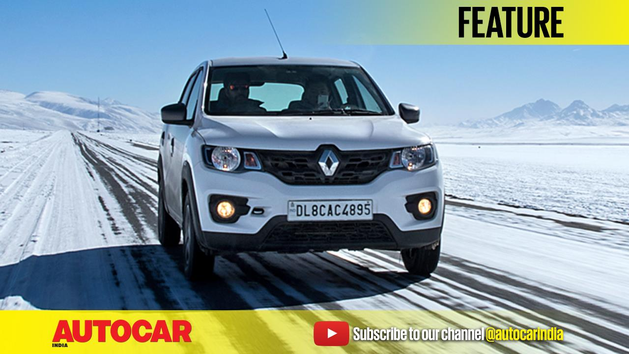 Delhi to Paris in a Renault Kwid episode 1