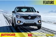 Delhi to Paris in a Renault Kwid episode 1