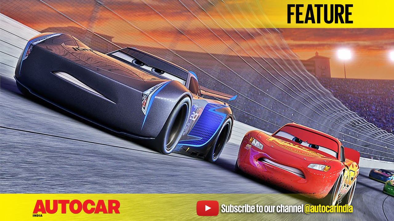 Disney Pixar Cars 3 video feature