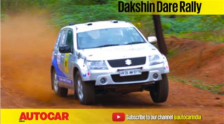 2017 Maruti Suzuki Dakshin Dare Rally webisode 2