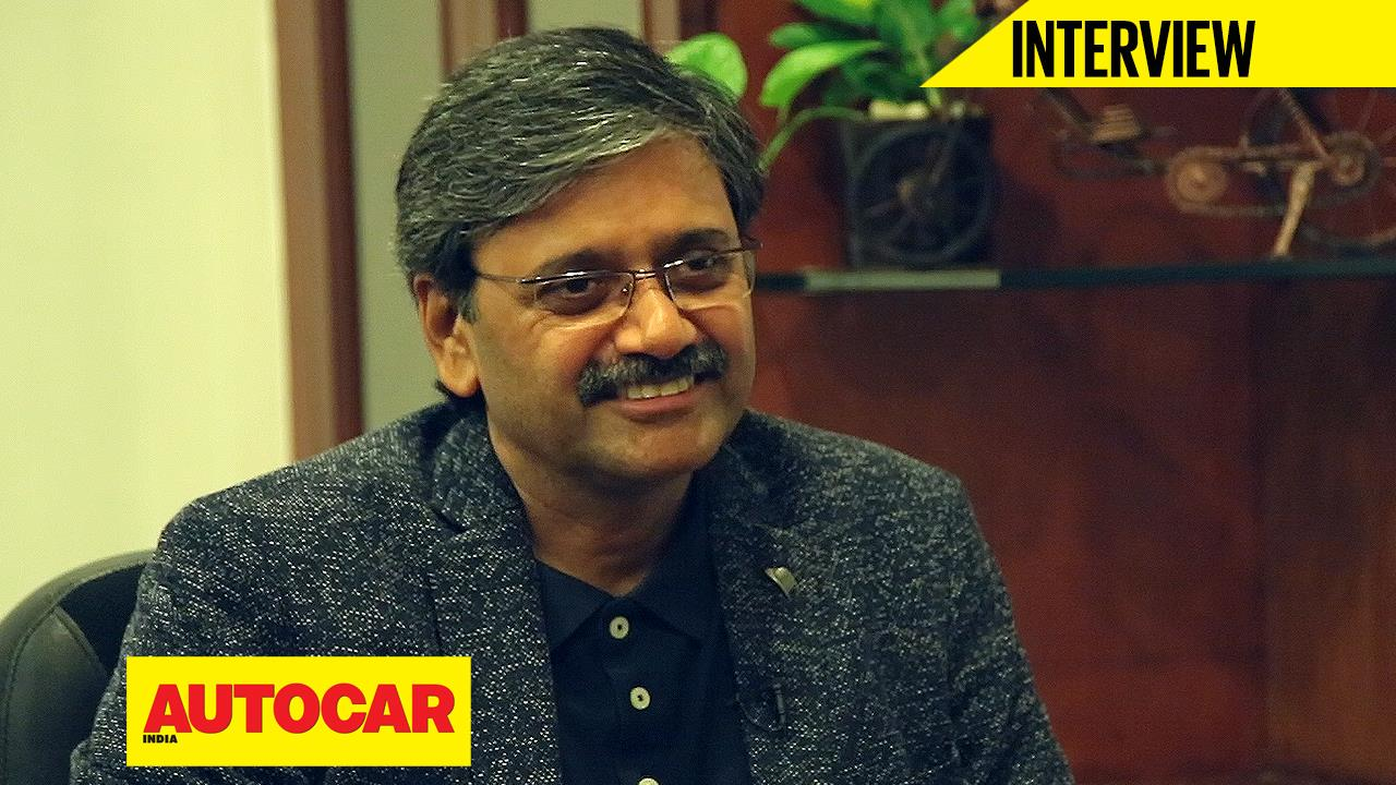 In conversation with C.V. Raman from Maruti