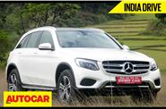 Mercedes GLC India video review
